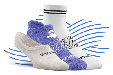 bombas sock review socks
