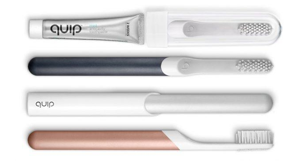 quip toothbrush review products