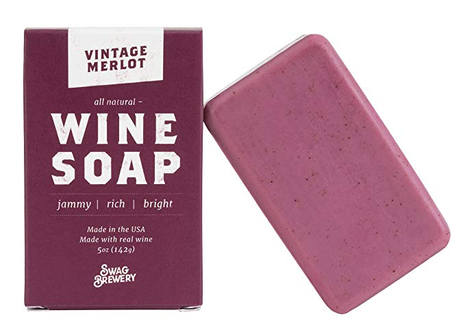 wine soap