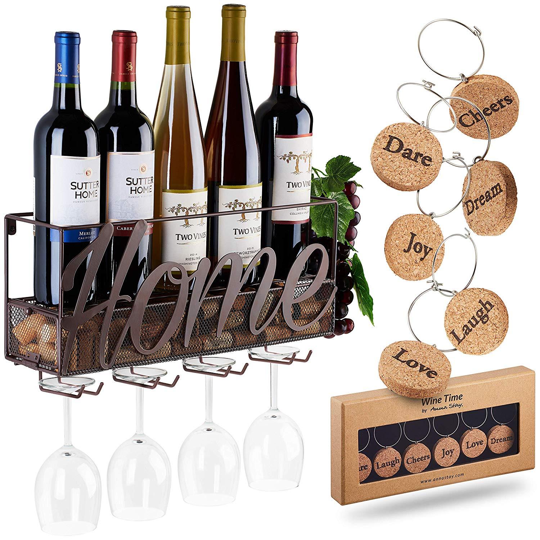 best wine gifts decor wine holder