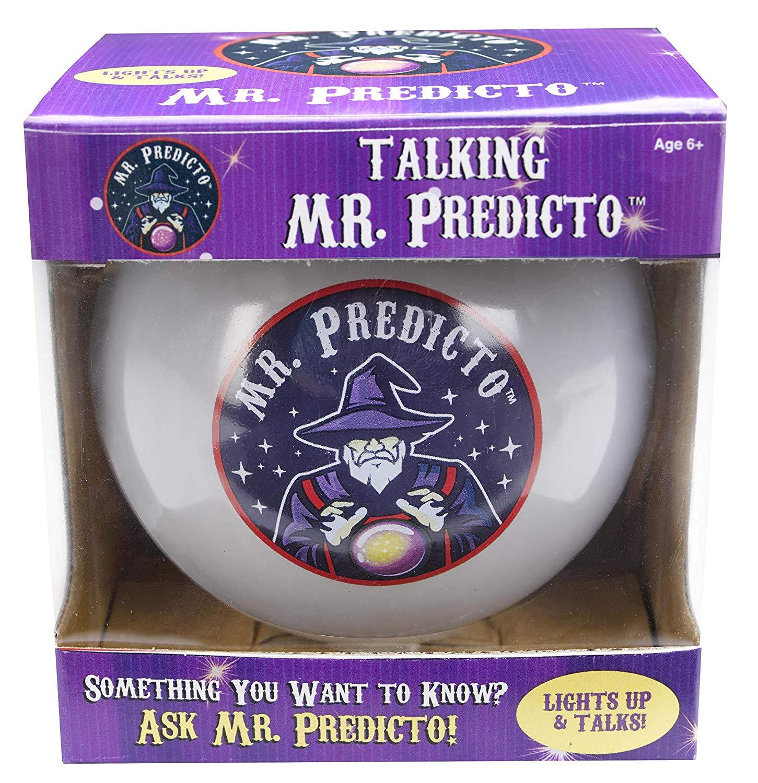 predicto talking ball gift