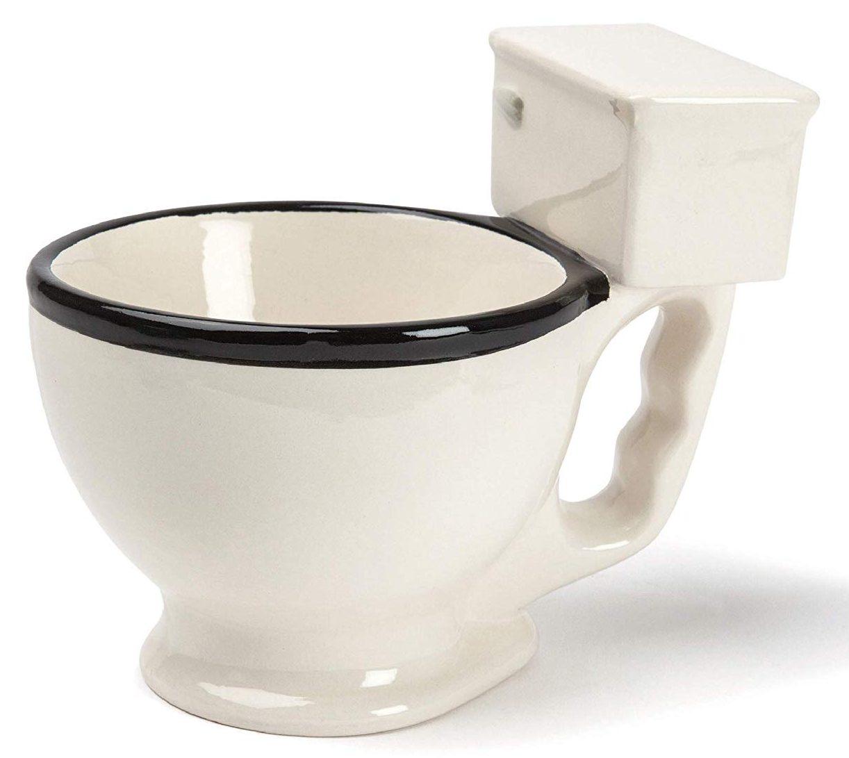 best gag gifts funny toilet mug